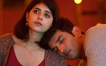 Dil Bechara: Sushant Singh Rajput Taking A Power Nap On Co-Star Sanjana Sanghi's Shoulder At 4:30 AM Is The Cutest Thing You Will See Today