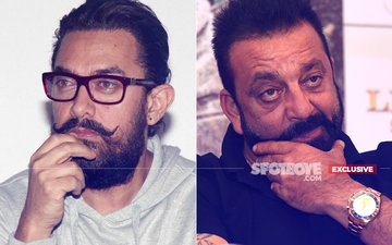 Here's The Thing That Both Sanjay Dutt And Aamir Khan Want But ONLY ONE Will Get!
