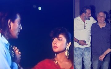 Pooja Bhatt & Sanjay Dutt Reprise Their Roles For Sadak 2