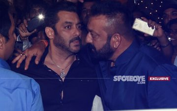 Sanjay Dutt Opens Up About The Big Patch Up With Salman Khan