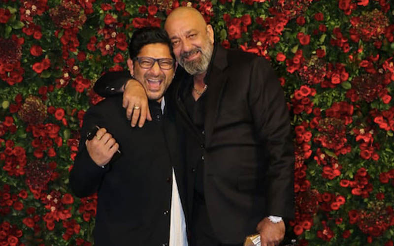 Munna Bhai Sanjay Dutt And Circuit Arshad Warsi To Reunite For A Film But It's Not What You Are Thinking