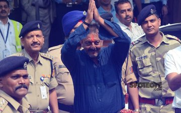 Maharashtra Government Justifies Its Decision Of Sanjay Dutt's Early Release, Says All Prison Rules Were Followed