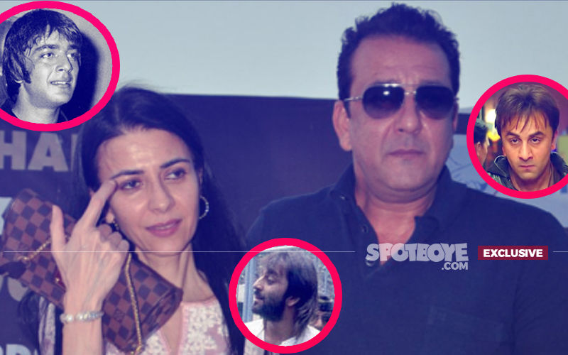 Namrata Dutt Opens Up On Sanjay Dutt's Drug Phase, Jail Days & Sanju
