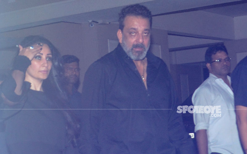 Sanjay Dutt Turns 59: Revels With Amrita Arora, R Madhavan, Tanishaa Mukerji, Chunky Panday