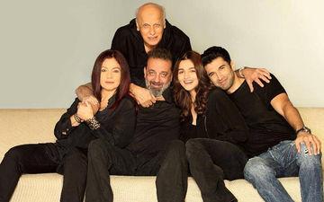 संजय दत्त और आलिया भट्ट ने अपनी फिल्म सड़क 2 के पहले शेड्यूल को किया खत्म