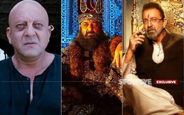 Sanjay Dutt Carefully Chooses His Upcoming Projects After A Spate Of Flops, Now Has A Heady Mix Of Good Films In His Kitty- EXCLUSIVE