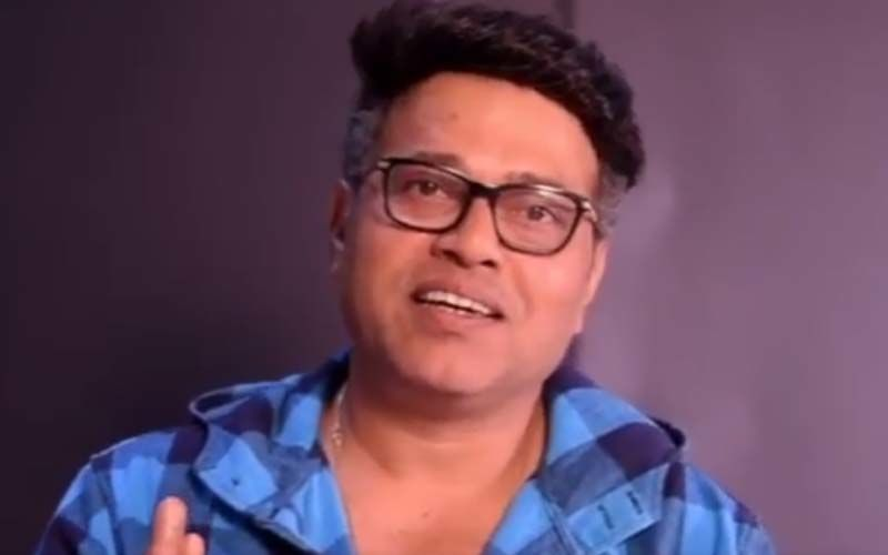 Sanjay Jadhav Gives Fans A Glimpse Of Behind The Scenes In Anuradha