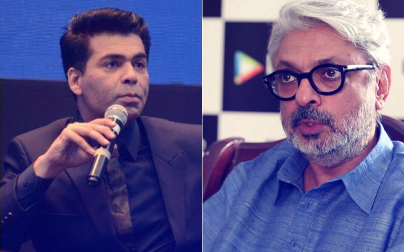 Takht: Karan Johar Scared Of Being Compared To Sanjay Leela Bhansali