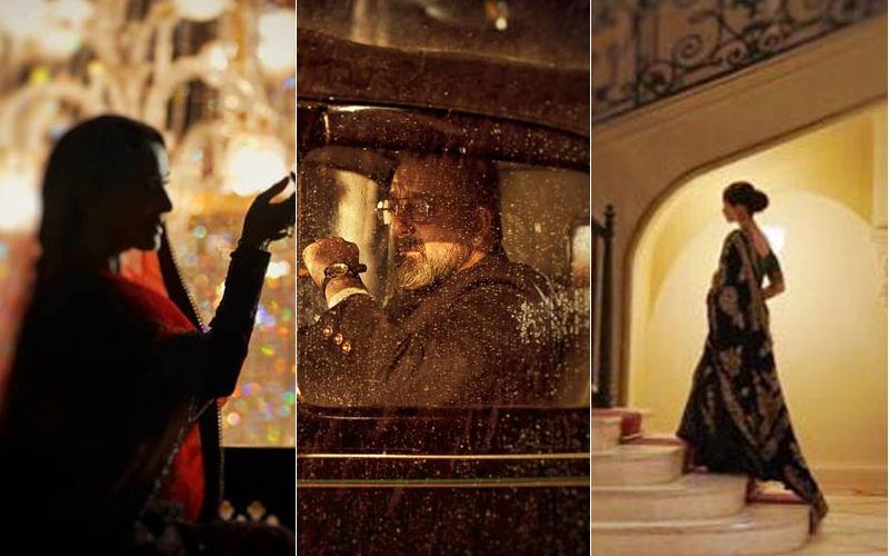 कलंक के टीज़र रिलीज़ से पहले वरुण धवन, आलिया भट्ट, संजय दत्त और माधुरी दीक्षित की सामने आई कई तस्वीरें