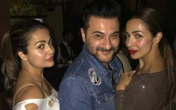 Malaika Arora Wishes Boyfriend Arjun Kapoor's 'Chachu' Sanjay Kapoor With Ubercool Pictures; Actress Calls Him 'Most Energetic Kapoor'