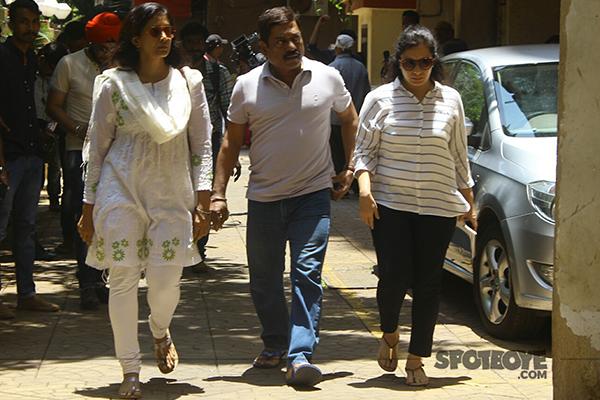 sanjay narvekar attend reema lagoos funeral