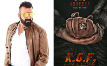 KGF 2 Poster Released: Is Sanjay Dutt playing the role of Adheera in the Yash starrer?