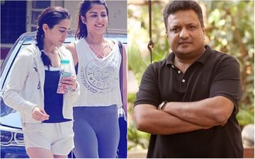 'Sara Ali Khan Is Also Someone's Daughter, Do You Have No Shame' Asks Sanjay Gupta Amid Rhea Chakraborty's Alleged Drug Exposé