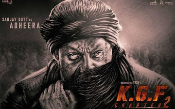 Adheera's First Look Revealed: Sanjay Dutt Plays The Deadly Villain In Yash's KGF Chapter 2