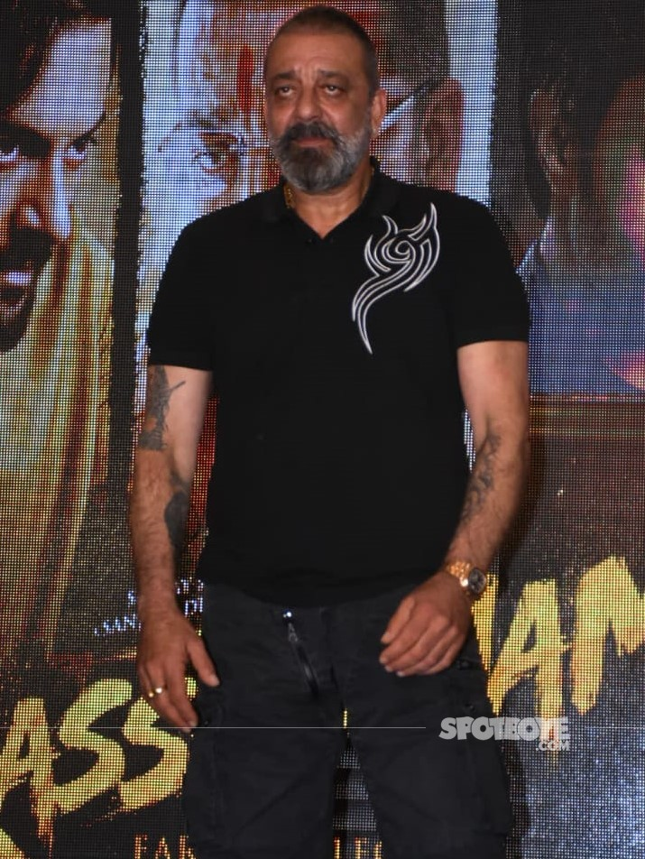 Cancer Free Sanjay Dutt Shares Pictures With His Personal ...