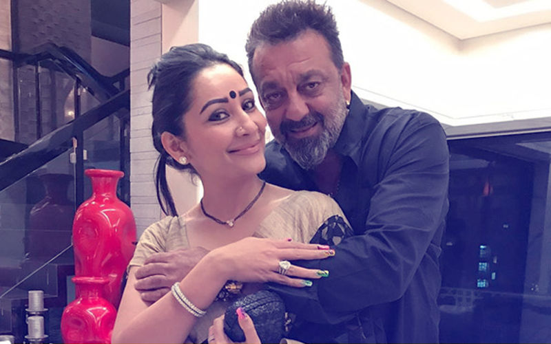 Maanayata Asked Sanjay Dutt, Last Night: Kya Yahi Pyaar Hai?
