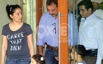 Finally, Sanju Goes Back To Jail