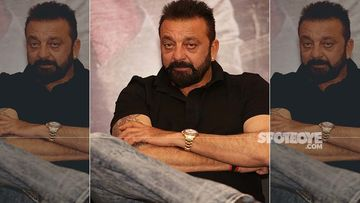Sanjay Dutt Returns To Mumbai To Resume His Cancer Treatment After Spending Quality Time With His Wife Maanayata Dutt And Kids In Dubai