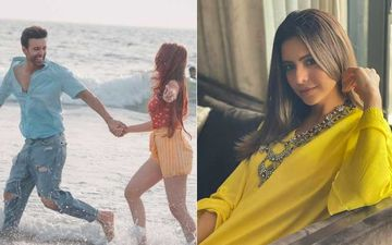 Aamir Ali's BFF Aamna Sharif Is All Heart For Actor's Latest Cosy Pictures With A Mystery Woman