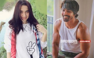 What's Cooking Between Sanjeeda Shaikh And Harshvardhan Rane?- EXCLUSIVE