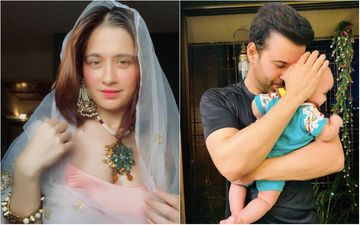 Sanjeeda Shaikh Casts Magic With Her Latest Photoshoot After Aamir Ali Introduces Daughter To The World – See Pics