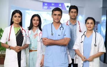 Sanjivani, First Look: Surbhi Chandana, Namit Khanna, Mohnish Behl, Gurdeep Kohli And Sayantani Ghosh Are Back