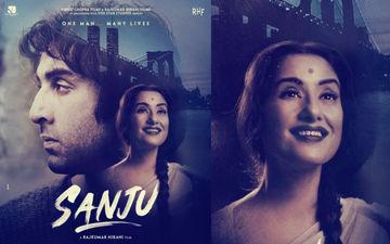 संजू के नए पोस्टर में हूबहू नर्गिस की तरह नज़र आ रहीं हैं मनीषा कोइराला