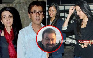 Sanjay Dutt's Niece Siya Gets Engaged; Wedding In December