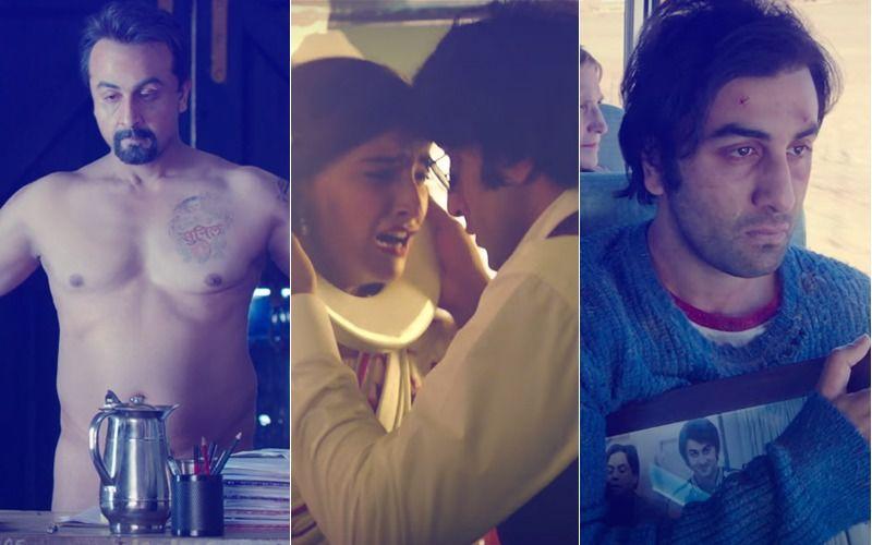 संजू ट्रेलर: संजय दत्त की ज़िन्दगी पर बनी इस फिल्म का ट्रेलर देख आपके होश उड़ जाएंगे
