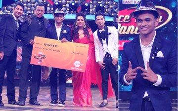 Dance India Dance Season 6 WINNER: Sanket Gaonkar Wears The 'Sunehri Topi'