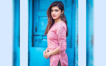 Sanskruti Balgude's Latest Photoshoot Flaunts Her Hip-Hop Style In Baggy Jeans And Crop Top