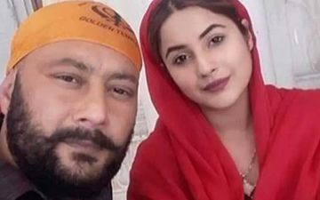 Shehnaaz Gill's Father Santokh Singh Responds To Rape Charges; Claims CCTV Footage Is Proof He Didn't Leave His House All Day