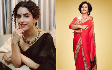 Shakuntala Devi: Sanya Malhotra To Play Vidya Balan's On-Screen Daughter In The Biopic