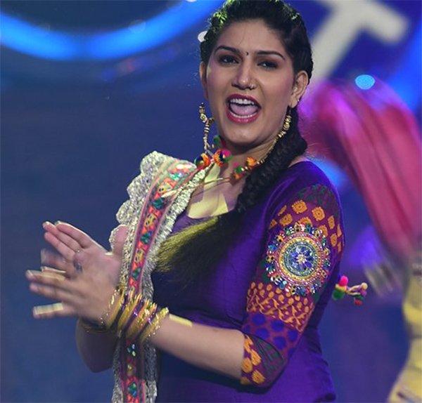 sapna chaudhary in bigg boss 11