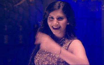 Bigg Boss 11 Hottie Sapna Chaudhary Gets A LOVE BITE