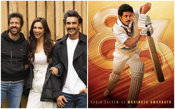 83: Saqib Saleem Slips Into Mohinder Amarnath's Shoes For Ranveer Singh And Deepika Padukone Starrer