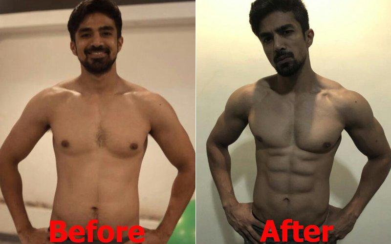 saqib saleem s amazing transformation