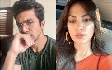 Saqib Saleem Shuts Down Downright Nasty Troll Who Religion Shamed Him For Supporting Rhea Chakraborty