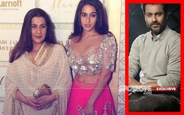 DAMNING DETAILS: Amrita Singh FURIOUS For Entrusting Daughter Sara's Debut To Mudslinger Gattu