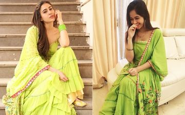 Sara Ali Khan And Jannat Zubair Rahmani Don Similar Outfits; Who Pulled It Off Better?