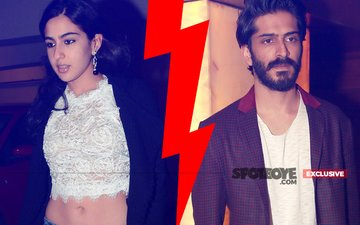 PASSION OVER: Sara Ali Khan Parts Ways With Harshvardhan Kapoor