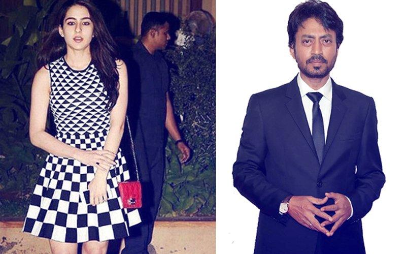 Sara Ali Khan Will NOT Play Irrfan Khan's Daughter In Hindi Medium Sequel