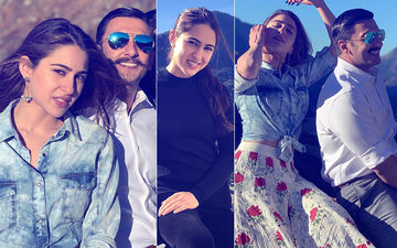 Sara Ali Khan's Gorgeous Pics From Switzerland Are Too Hot To Miss