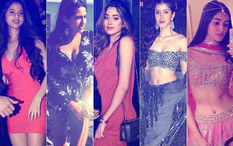 BEST DRESSED & WORST DRESSED Star Kid: Suhana Khan, Sara Ali Khan, Jhanvi Kapoor, Shanaya Kapoor Or Ananya Pandey?
