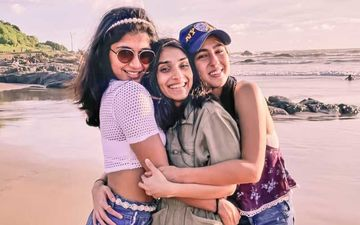 While Rhea Chakraborty Names Sara Ali Khan For Consuming Drugs With Sushant Singh Rajput Actress Chills In Goa With Brother Ibrahim And Friends