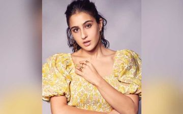 Sara Ali Khan Asks Paps 'Aap Log Kahan Tak Aaoge' As They Follow Her At The Airport; Actress Dashes Off To An Unknown Location