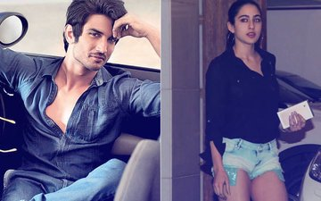 CONFIRMED: Sara Ali Khan To Star With Sushant Singh Rajput In Abhishek Kapoor's Kedarnath