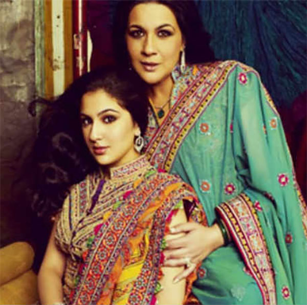 sara ali khan with mom amrita singh photoshoot