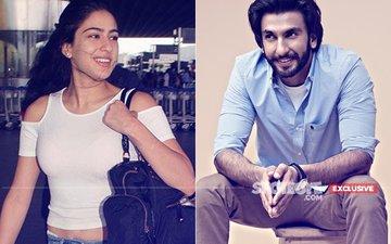 SHOCKING! Sara Ali Khan's Debut NOT In Kedarnath, But With Ranveer In Simmba?