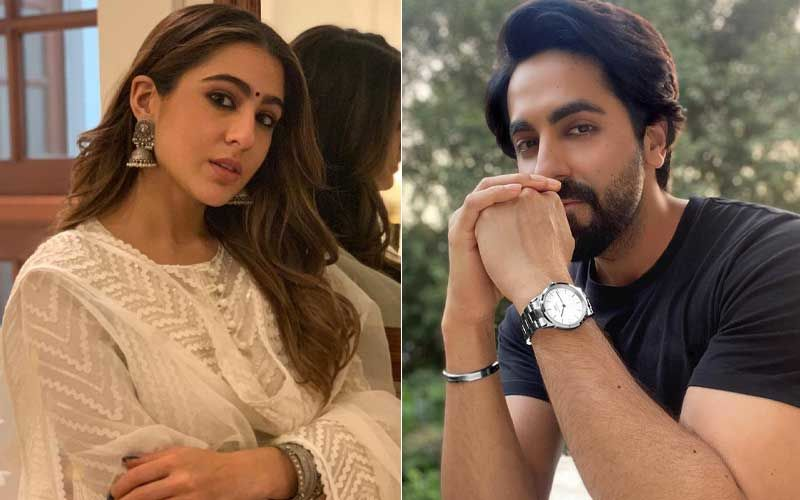 Ayushmann Khurrana And Sara Ali Khan To Team Up For Dinesh Vijan's Rom-Com; Film May Go On Floors By Early Next Year – Reports